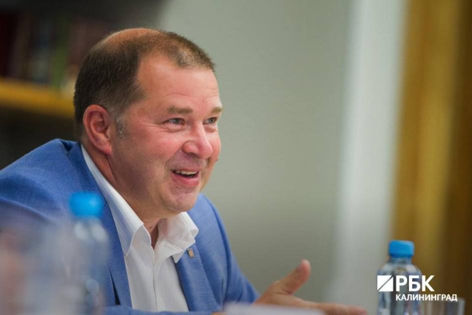 Александр Иванов, генеральный директор Агрофабрики «Натурово»