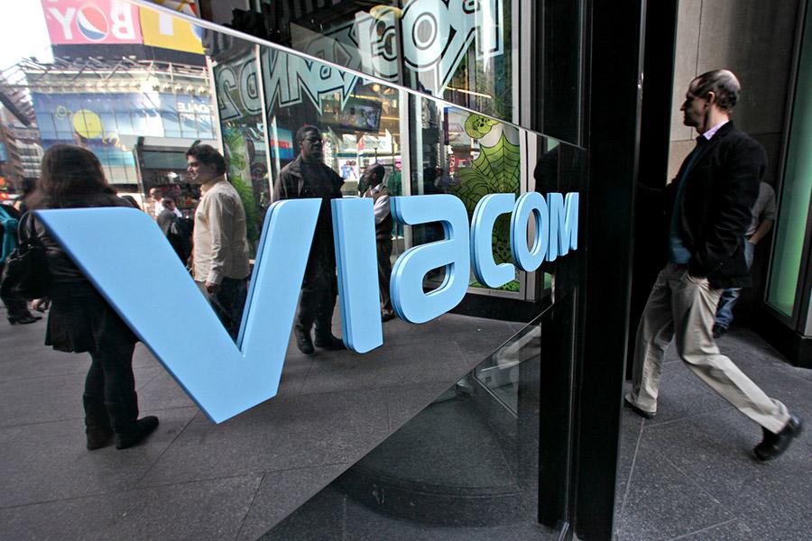 Штаб-квартира Viacom в Нью-Йорке