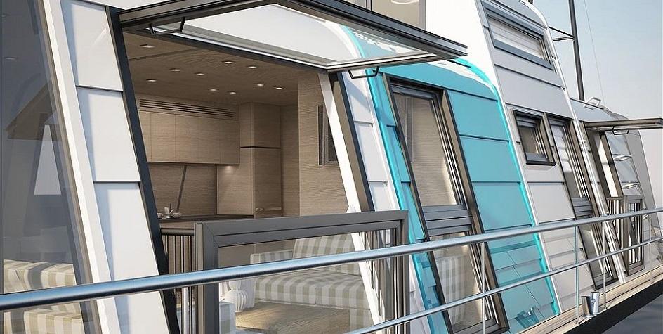Фото: Yacht design studio of Max Zhivov