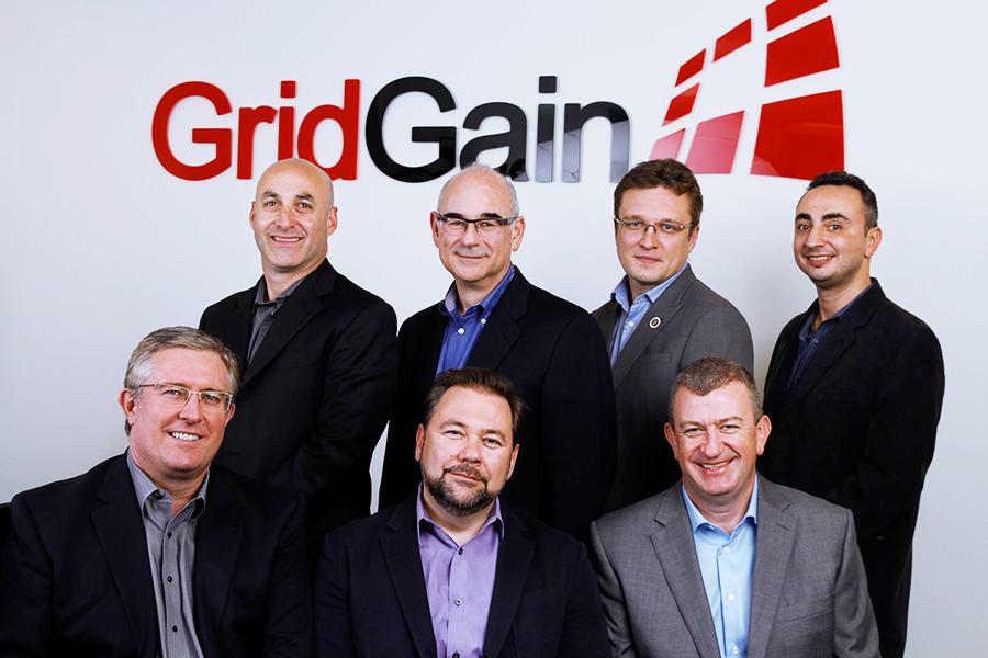 Команда GridGrain