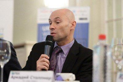 Аркадий Столпнер, ГК «ЛДЦ МИБС»