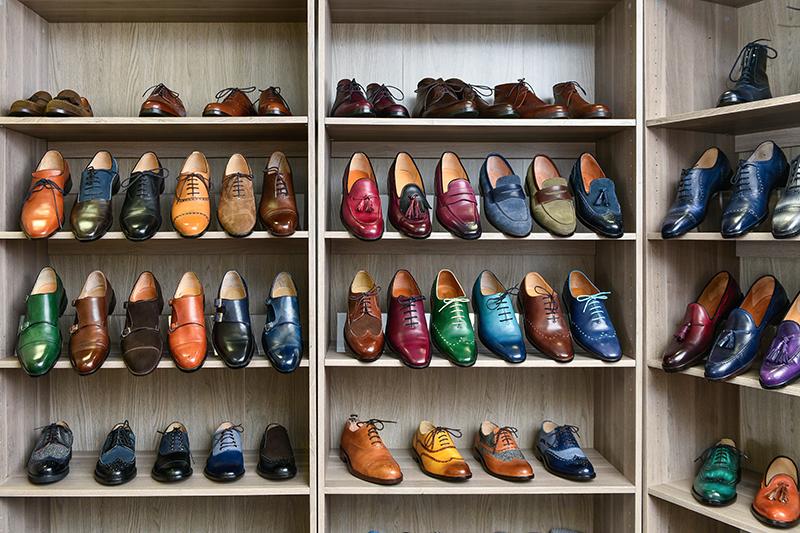 Обувь ручной работы мастерской Migliori