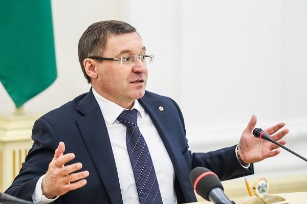 Губернатор отреагировал на конфликт вокруг проекта в ходе своей пресс-конференции