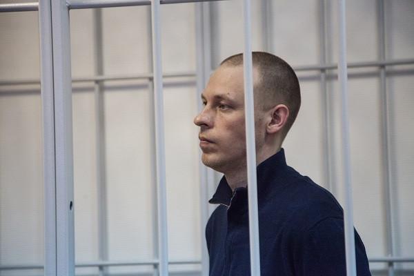 В марте Александр Ошибков (на фото) был осужден на шесть лет за хищение более 179 млн рублей