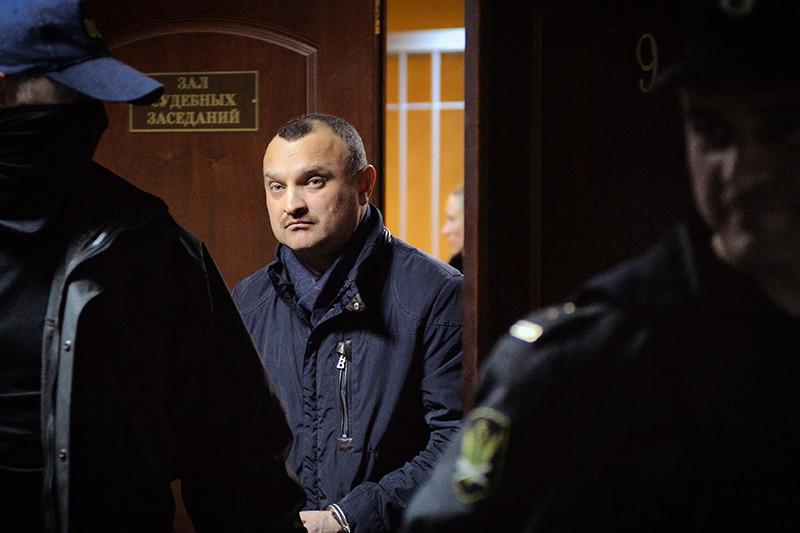 Бывший заместитель директора Федеральной службы исполнения наказаний России Николай Криволапов
