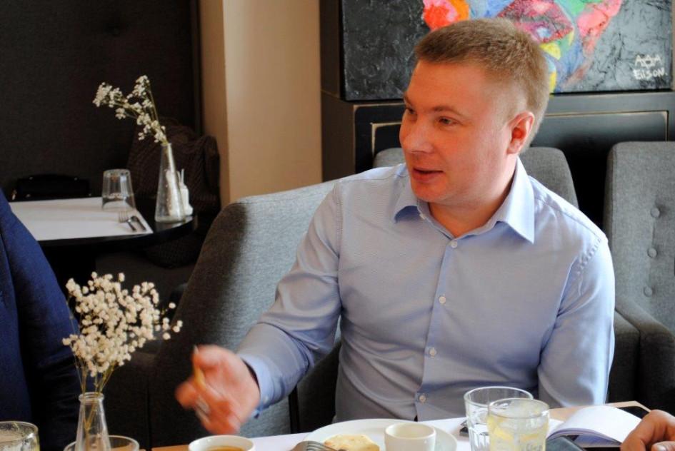 Михаил Петров, директор управления по экспедиторской деятельности ГК «Деловые Линии»