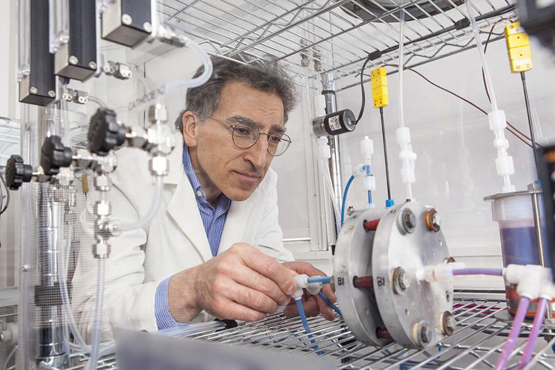 Команда ученых и инженеров Гарварда под руководством профессора Майкла Азиза разработала новый вид проточной батареи – на основе органических молекул, которые содержатся в ревене