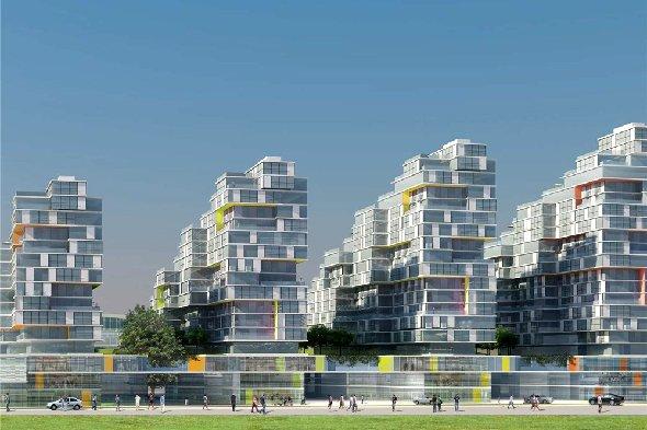 Проект реконструкции стадиона «Динамо» от архитектурного бюро Aedas