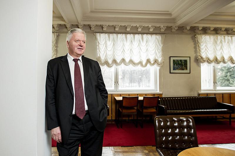 Председатель ФНПР Михаил Шмаков (на фото) остается у руля крупнейшей профсоюзной организации страны все 25лет, которые она существует