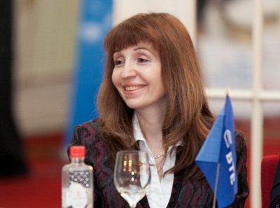 Елена Ткаченко, Санкт-Петербургский государственный экономический университет (ФИНЭК)