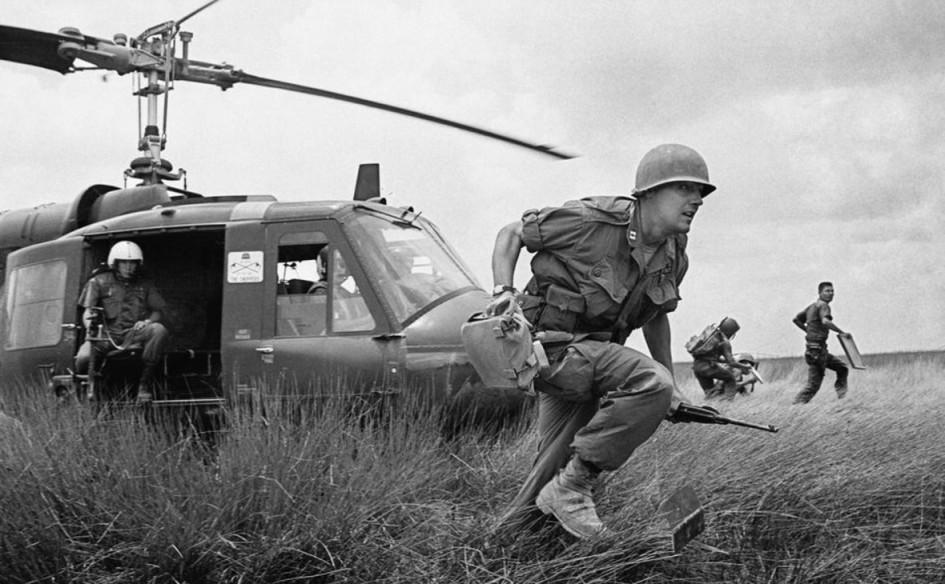 Американские военные во Вьетнаме. 1965 год
