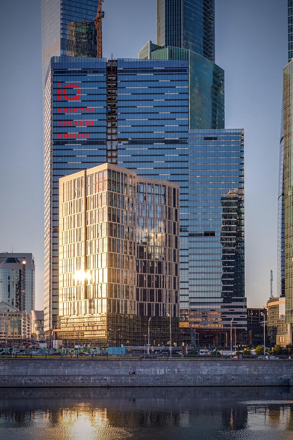 Многофункциональный комплекс «IQ-квартал» (ММДЦ «Москва-Сити»)