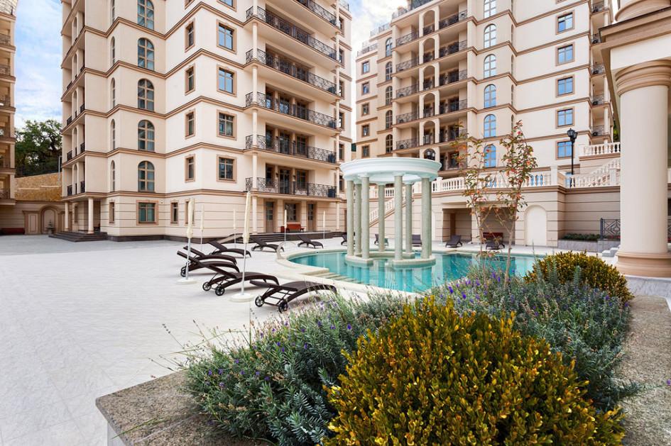 Комплекс апартаментов «Резиденция Дипломат»