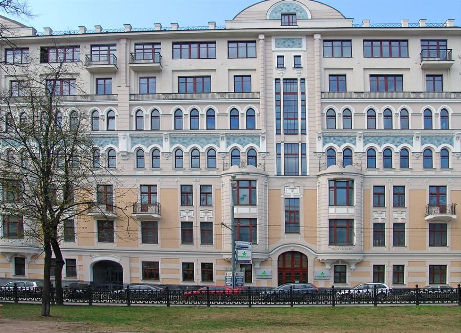 Гоголевский бульвар, 29