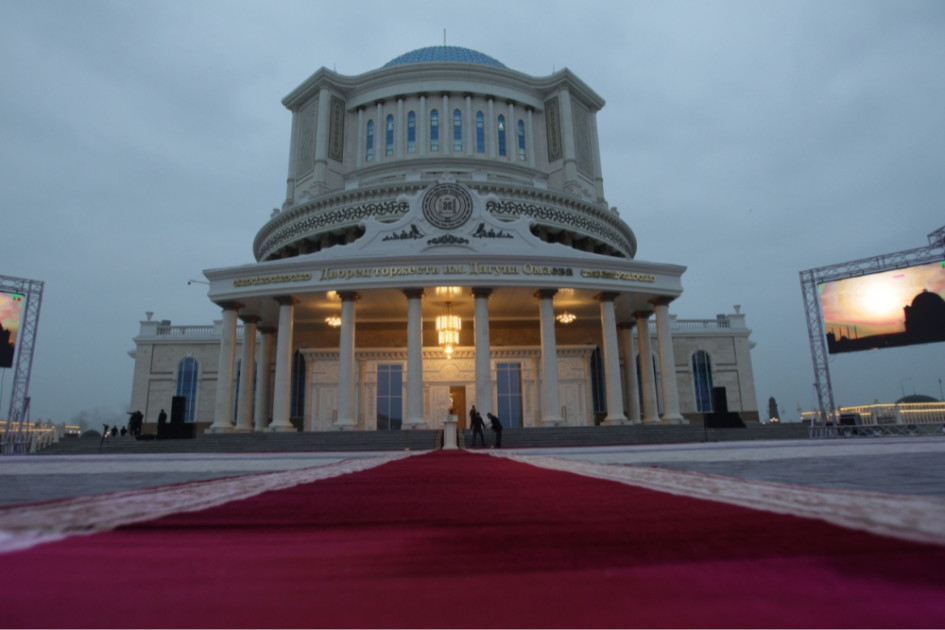 Дворец культуры им. Дагуна Омаева