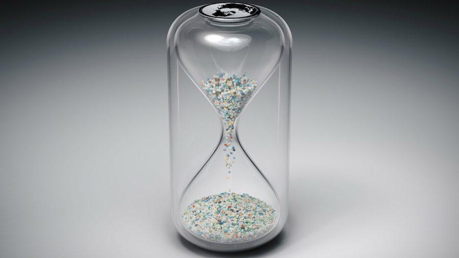 «Песочные» часы Capsule