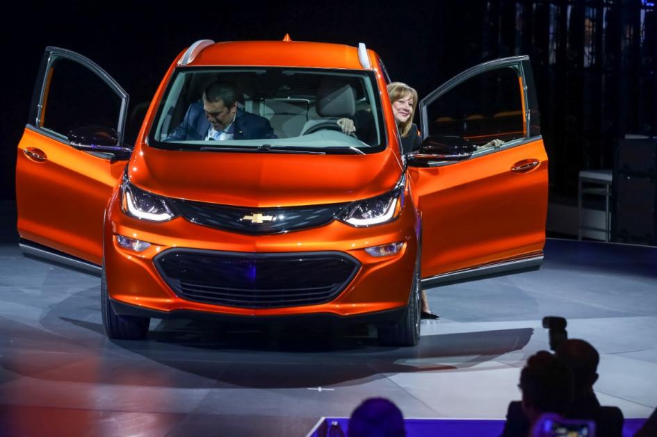 Фото: Chevrolet