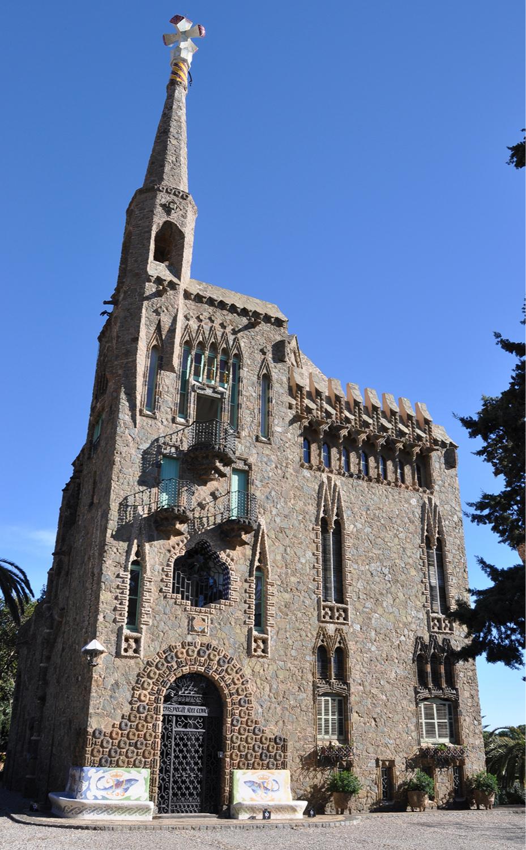 Фото: Catalan Art & Architecture Gallery