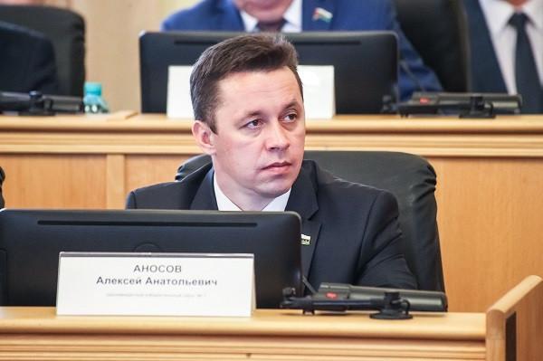 Алексей Аносов