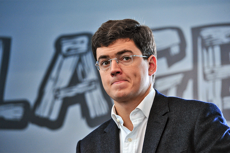 Старший вице-президент поинновациям фонда «Сколково» Василий Белов