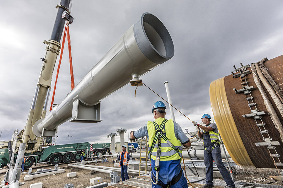 Фото: Paul Langrock / Nord Stream 2