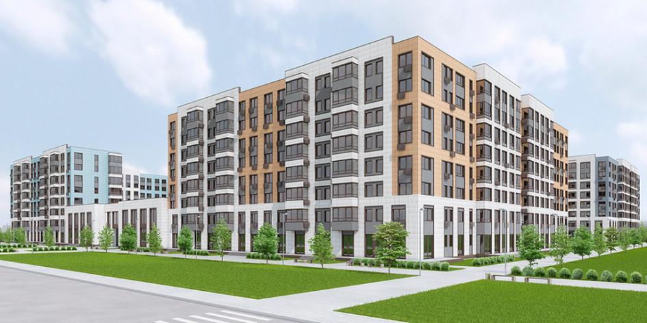 Высота домов в новом микрорайоне не превысит восьми этажей
