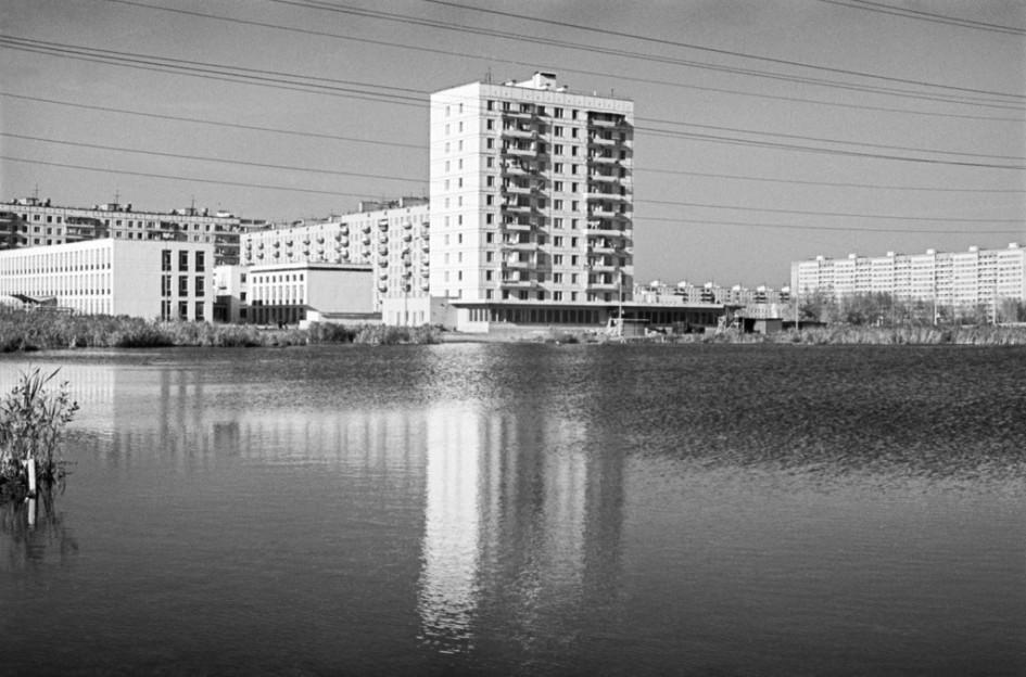 Перовский район, 1975 год