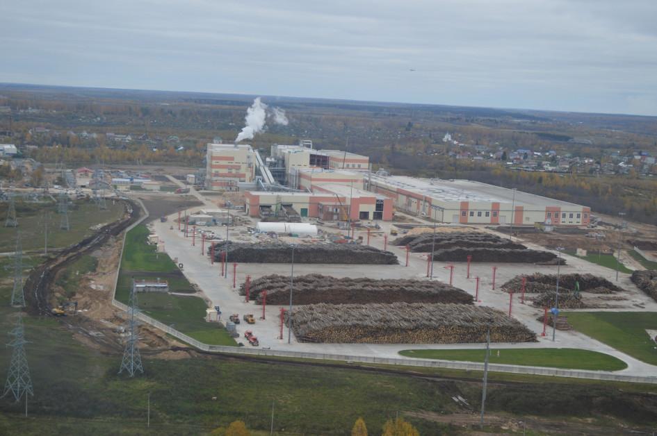 Завод «Талион Арбор», производство ОСП (OSB)