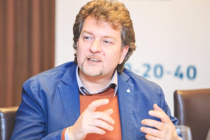 Михаил Майстер, владелец Cinno Cillini Group, президент Ассоциации калининградских мебельщиков.
