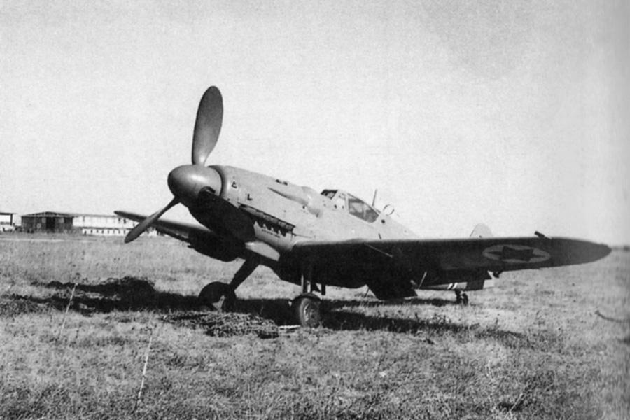 ИстребительS-199 ВВС Израиля. Июнь 1948 года