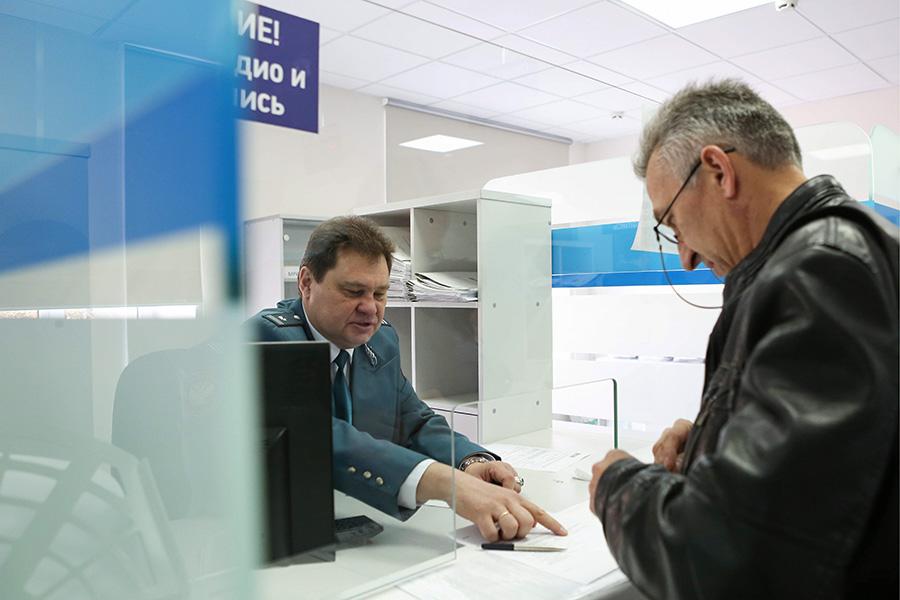 Подача документов в инспекции Федеральной налоговой службы