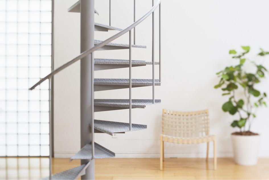 Лестница Slim на второй этаж