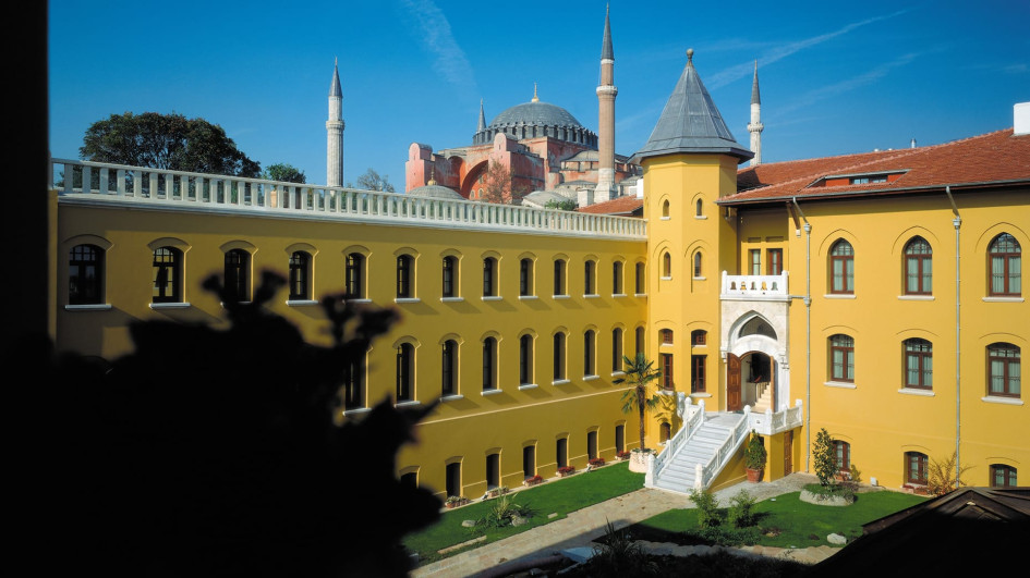 Four Seasons Hotel Istanbul at Sultanahme