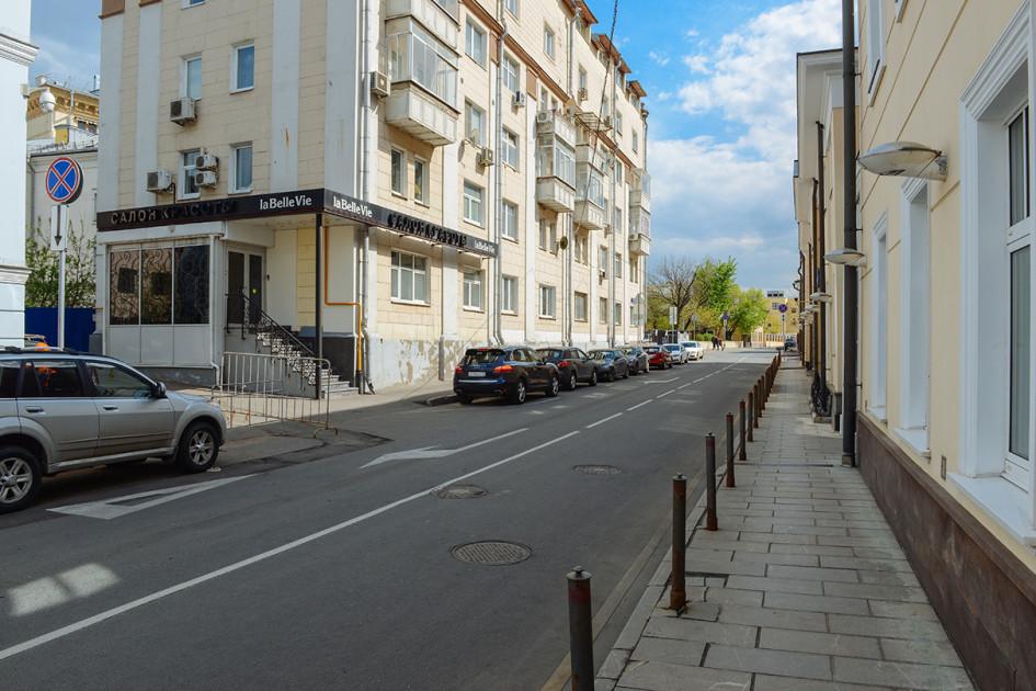 На улице Малая Якиманка