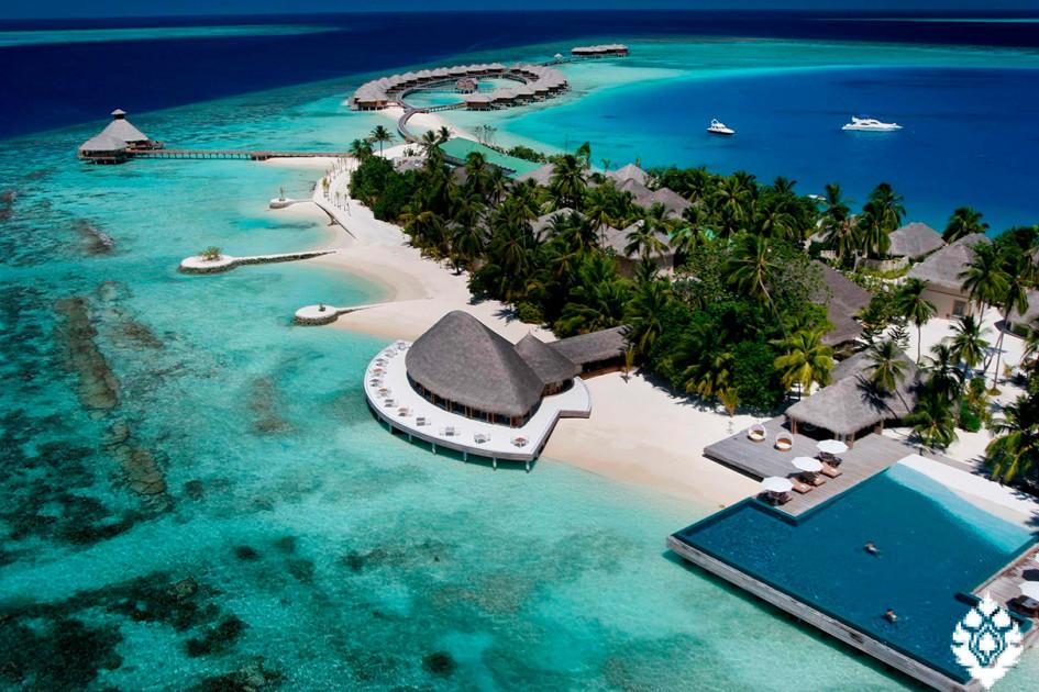 Отель на острове Ган