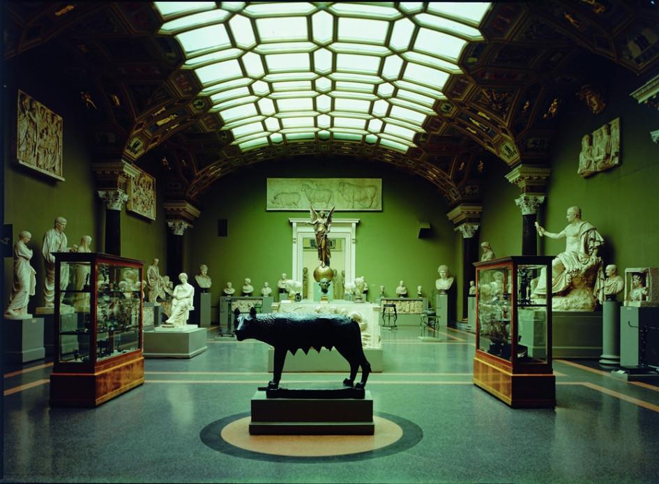 На территории музейного комплекса построят в том числе новые выставочные корпуса