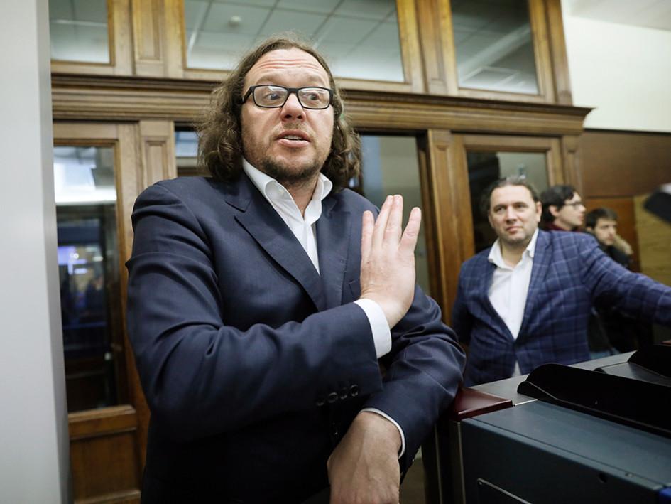 Основатель Mirax Group Сергей Полонский