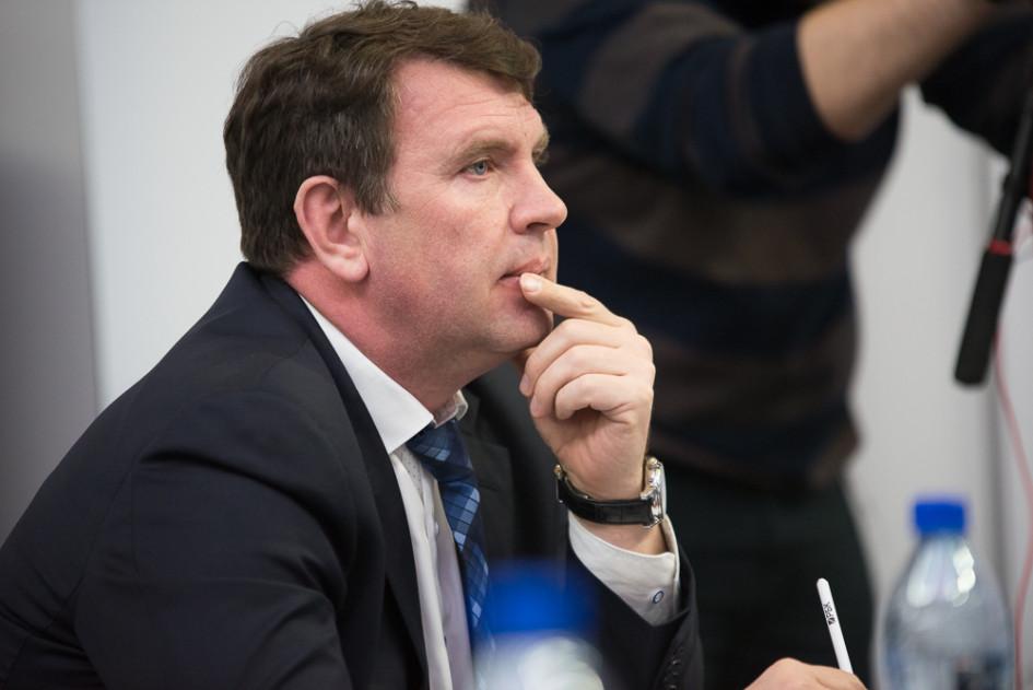 Олег Николаенко, генеральный директор ООО «РВК-Воронеж»