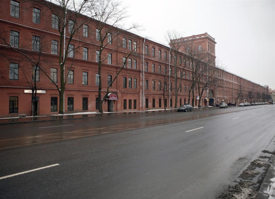 Красный Треугольник - одно из старейших промышленных предприятий Санкт-Петербурга