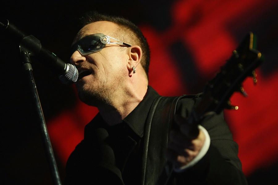 Концерт U2 в Берлине в ноябре 2009 года