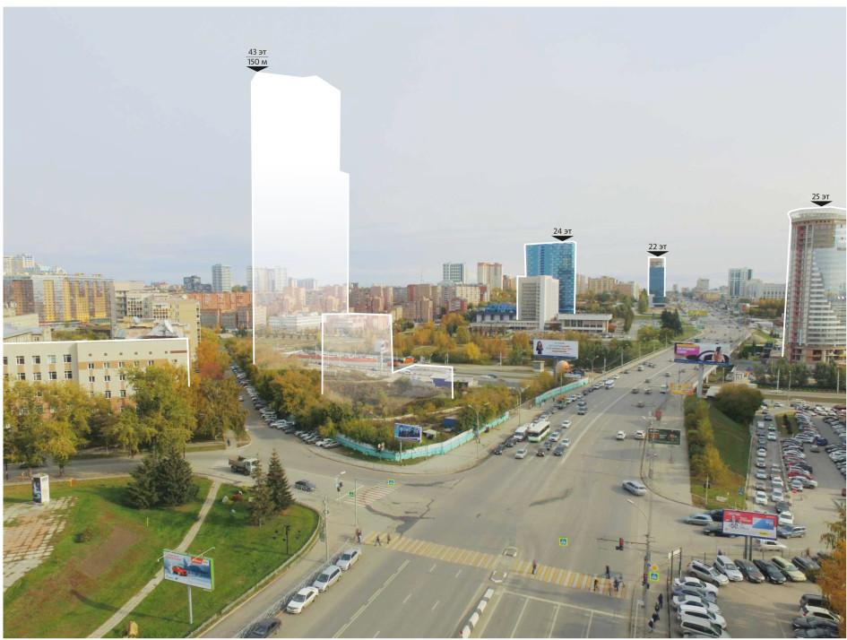 Фото: Департамент строительства и  архитектуры мэрии Новосибирска