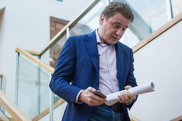 Дмитрий Горицкийстал самым богатым депутатом Облдумы