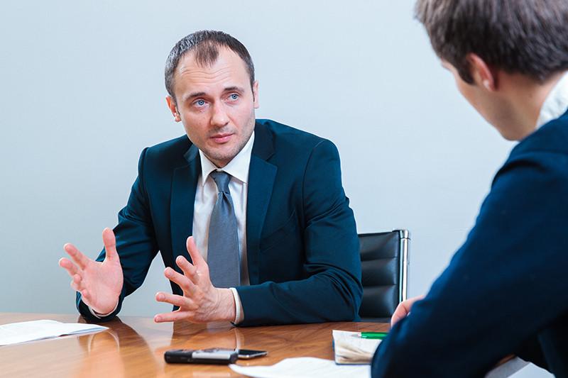 Главный управляющий активами УК «Атон-менеджмент» Евгений Смирнов.