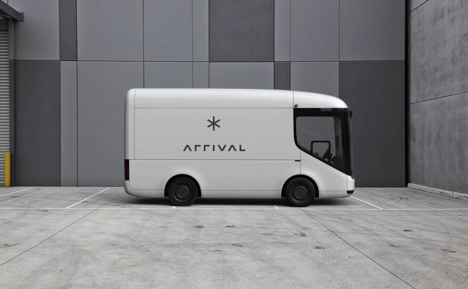 Электрический фургон Arrival Van