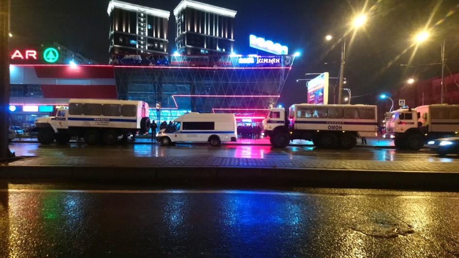 Фото: паблик «ДТП и ЧП. Санкт-Петербург» в соцсети «ВКонтакте»
