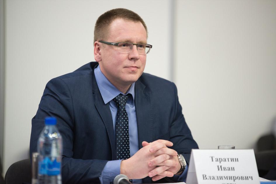 Иван Таратин, депутат Воронежской областной думы директор ООО «СпецМонолит-2»