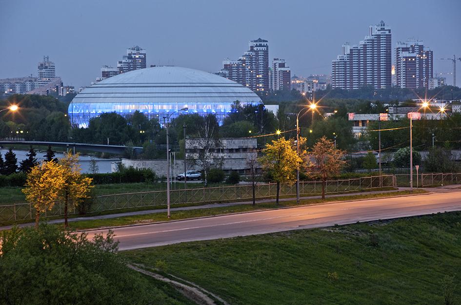 Район Москвы Крылатское