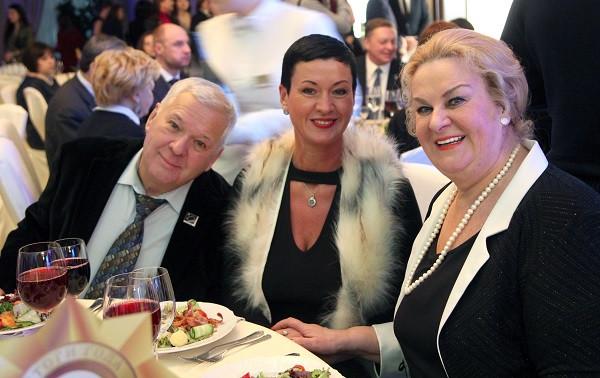 Ольга Ройтблат (справа) не ожидала получить награду