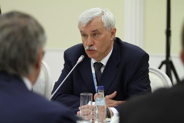 Люди попросили Георгия Полтавченко о помощи