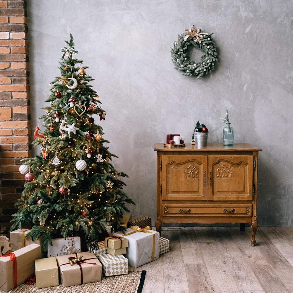 Рождественский комод